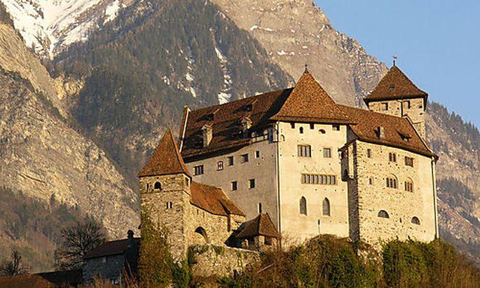 Liechtenstein gilt als Burg der Steuerschoner