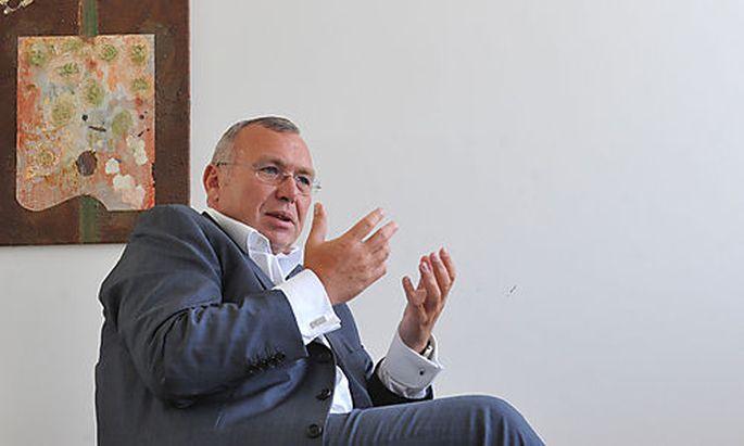 Alfred Gusenbauer