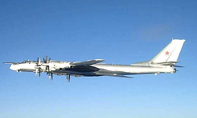 Tupolev 95 Bear