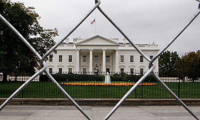 Weißes Haus in Washington D.C.