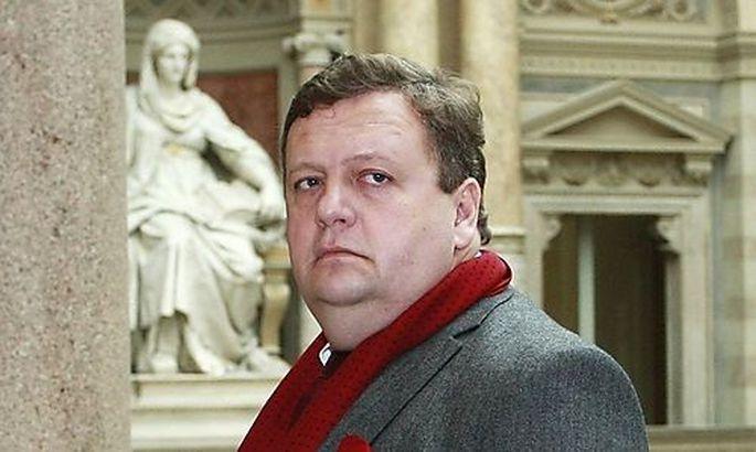 BERUFUNGSVERHANDLUNG GEGEN EX-GENERAL ROLAND HORNGACHER