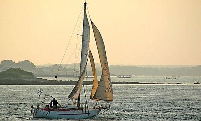 Archivbild: Segelboot