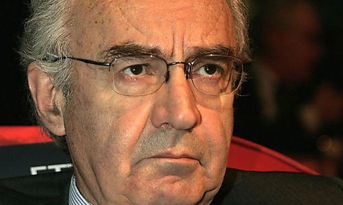 Der neue Chef der Vatikanbank, Ettore Gotti Tedeschi