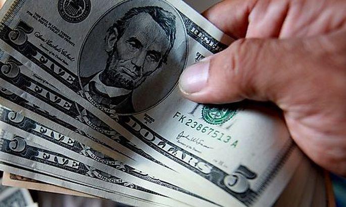 US-Dollar in der Krise