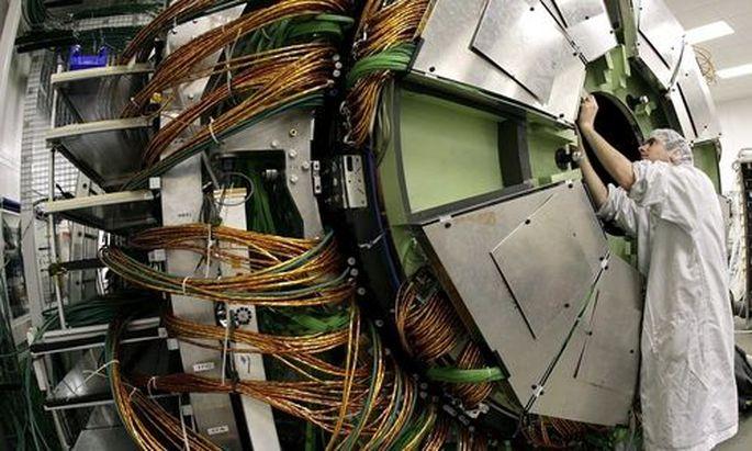 ARCHIVBILD: CERN