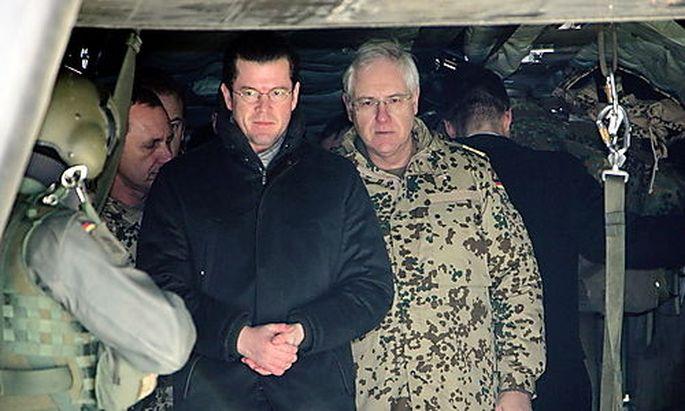 Guttenberg in Aghanistan