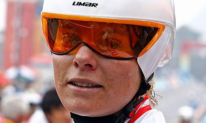 Christiane Soeder - Olympische Spiele 2008