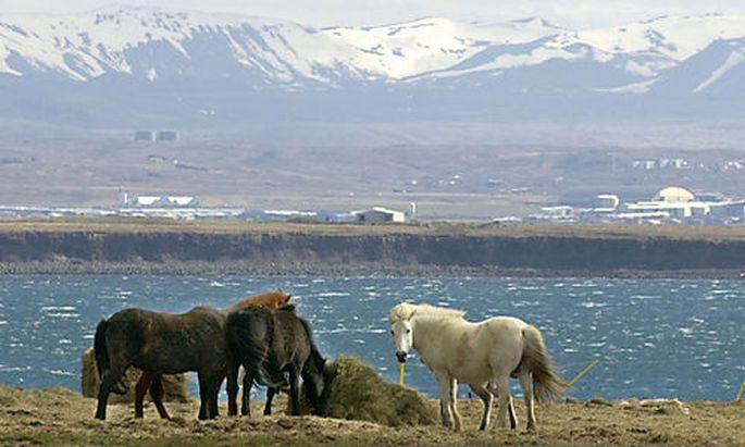 Island steckt tief in der Finanzkrise