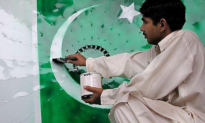 Flagge Pakistans