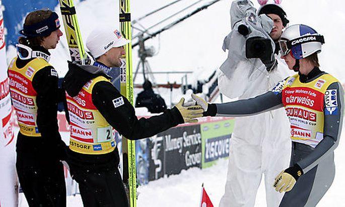 SKIFLIEGEN - FIS WC Oberstdorf