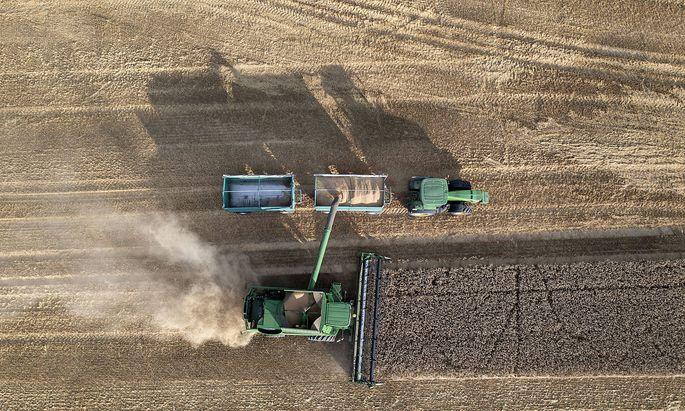 Auch in der Landwirtschaft werden die Emissionen einen Preis bekommen.