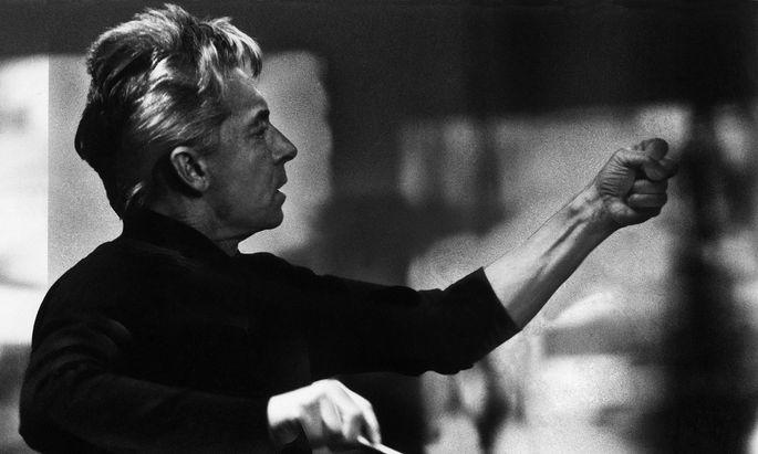 Karajans Beethoven-Zyklus von 1963: schon nach zehn Jahren eine Million Mal verkauft.