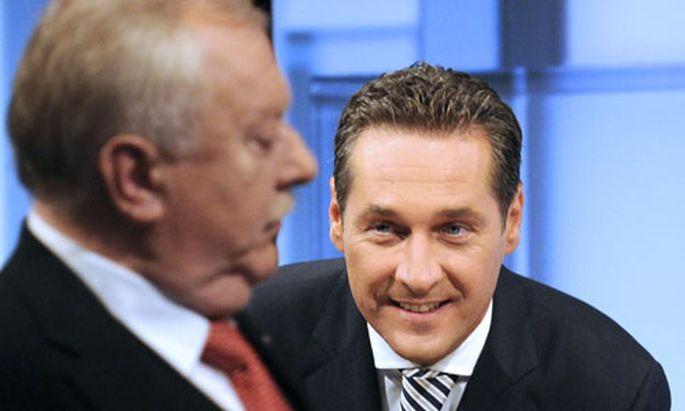 Gespräch Häupl-Strache: ''Schlichtweg enttäuschend''