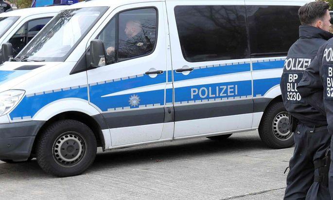Archivbild. Die deutsche Polizei nahm mehrere mutmaßliche Islamisten fest.