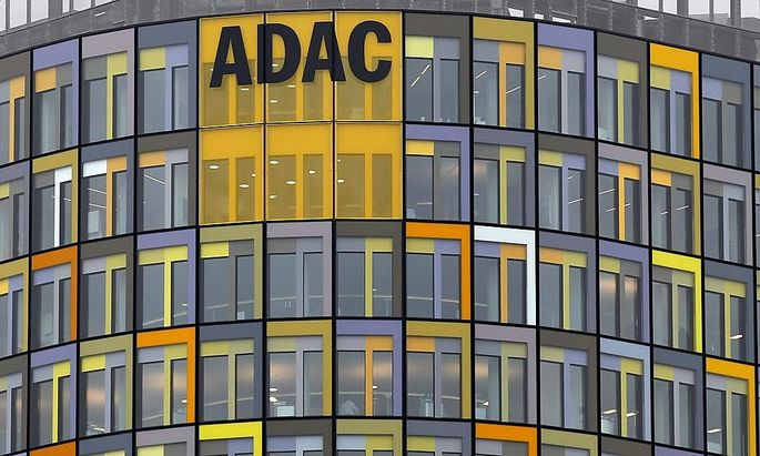 File photo of the ADAC headquarters office tower in Munich
