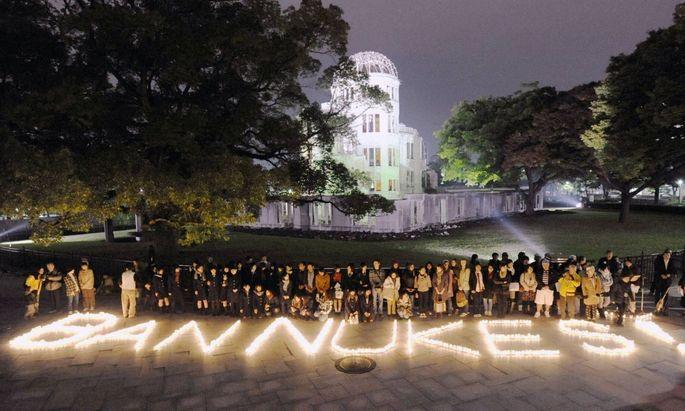 Hiroshima Denkmal