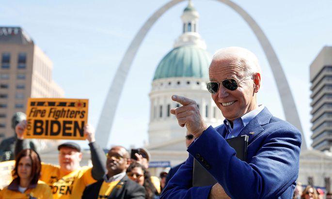 US-Wahlen 2020: So feiert Amerika den Sieg von Joe Biden