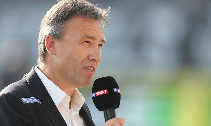 SK Sturm-Präsident Christian Jauk