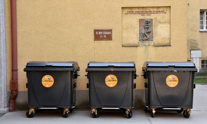 """Im """"Dittes-Hof"""" in Wien-Döbling wurde ein siebenjähriges Mädchen erstochen"""