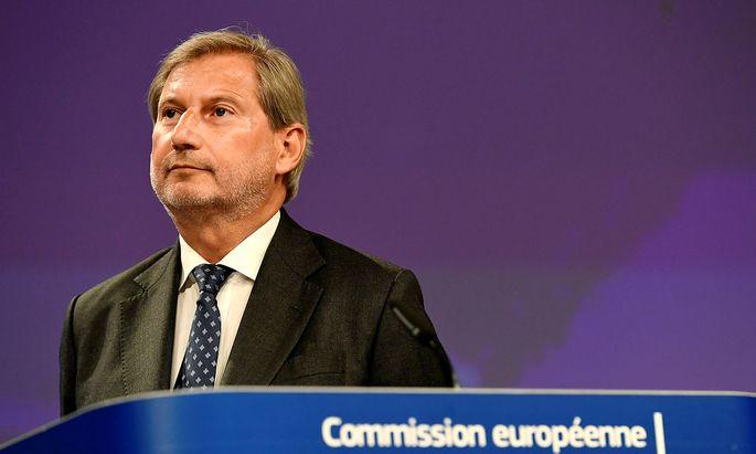 Bekommt Johannes Hahn eine dritte Amtszeit in Brüssel?