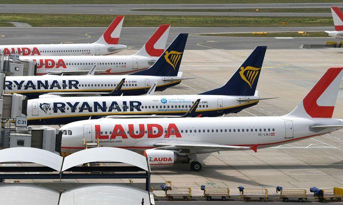 Die Ryanair-Tochter Laudamotion zieht sich aus Deutschland zurück.