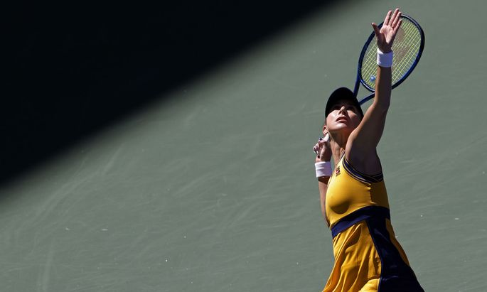 """Eine """"befreite"""" Eidgenossin: Belinda Bencic spielt in der Form ihres Lebens."""