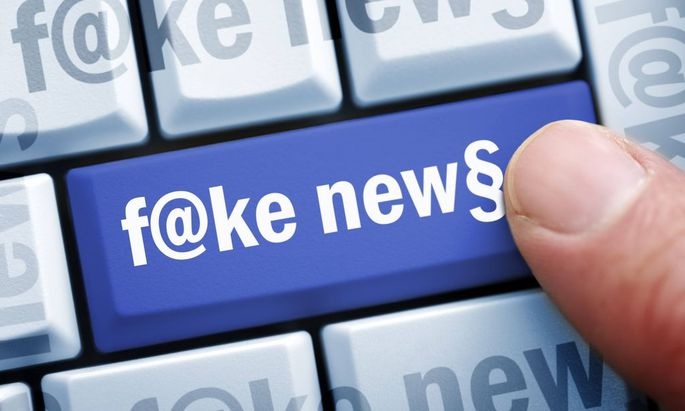 Symbolbild: Fake News