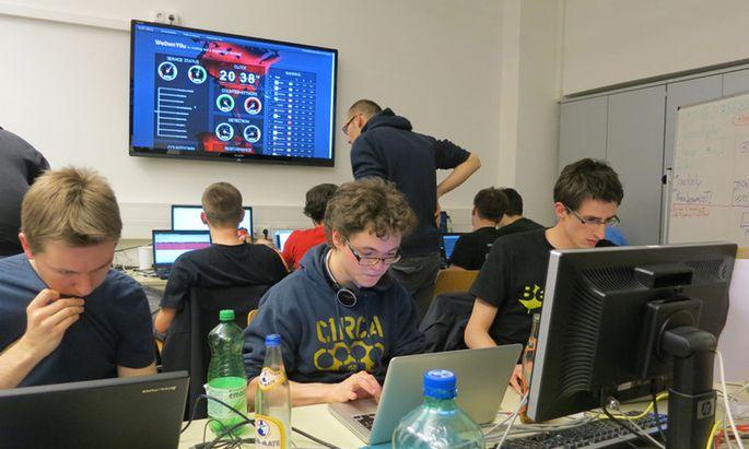 TU Wien bei Hacker-Bewerb unter den besten der Welt