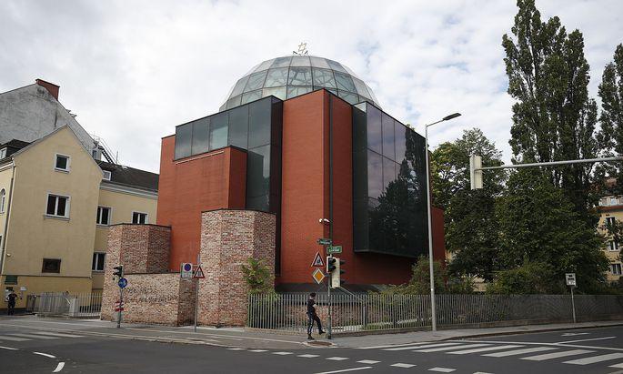 """Synagoge in Graz: """"Der Hass auf die jüdische Religion, jüdische Lebensart ist leider zu einem Common Sense der Radikalen geworden"""", schreibt Rainer Nowak."""