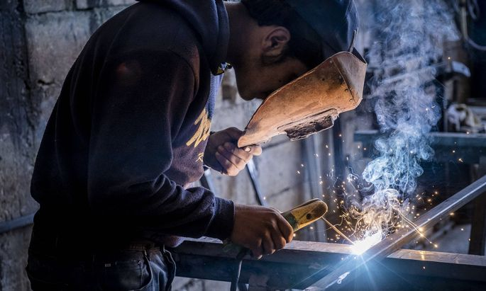 Integration von Migranten in den Arbeitsmarkt funktioniert nicht so schlecht.