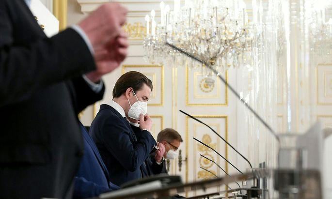 Bundeskanzler Kurz erklärte, welche Regelungen die Regierung für die nächsten Wochen vorgesehen hat.