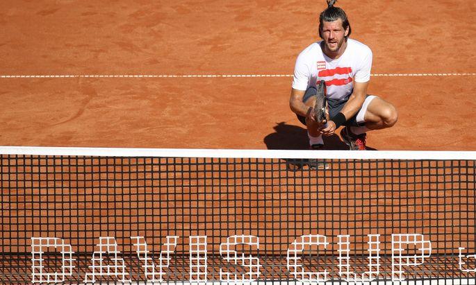 TENNIS - ITF, Davis Cup, AUT vs AUS