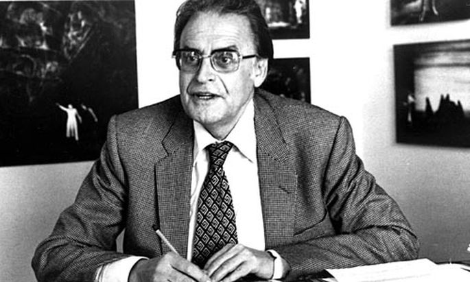 ExStaatsoperndirektor Claus Helmut Drese