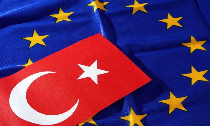 Symbolbild EU-Beitritt der T�rkei / Symbol photo EU accession of Turkey