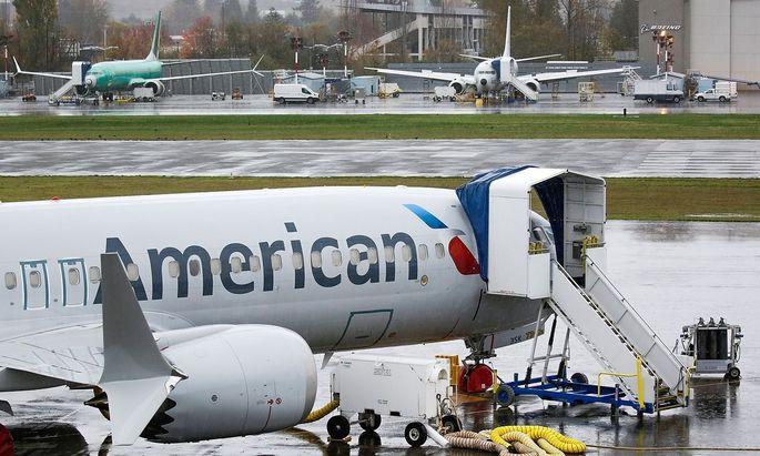 In den USA sind die Boeing 737 Max bereits wieder im Einsatz, bald auch in Europa.