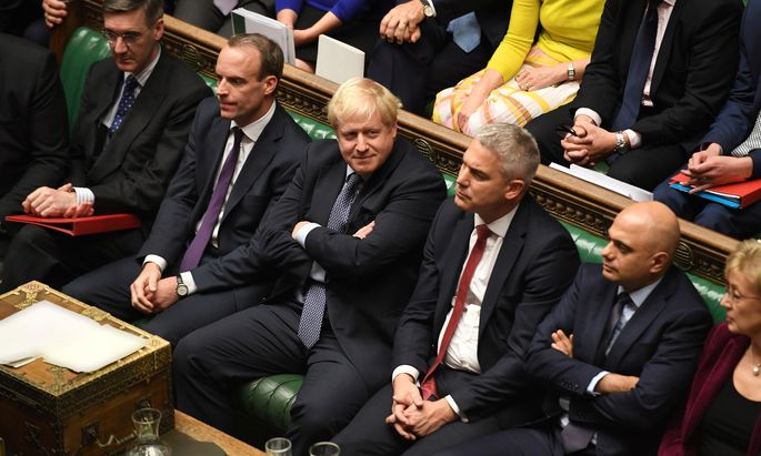 Die britische Regierung muss sich bei der Durchsetzung des neuen Brexit-Deals von Premierminister Boris Johnson weiter in Geduld üben.