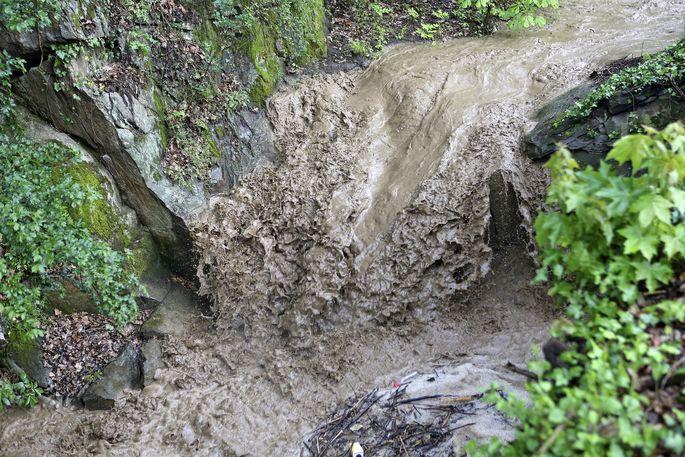 Heimische Forscher fanden heraus, dass Häuslbauer nach Wildbach-Schäden ihre Gebäude nicht besser gegen zukünftige Ereignisse schützen.