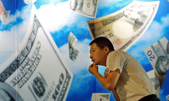Weltwirtschaftsforum Asien zieht davon