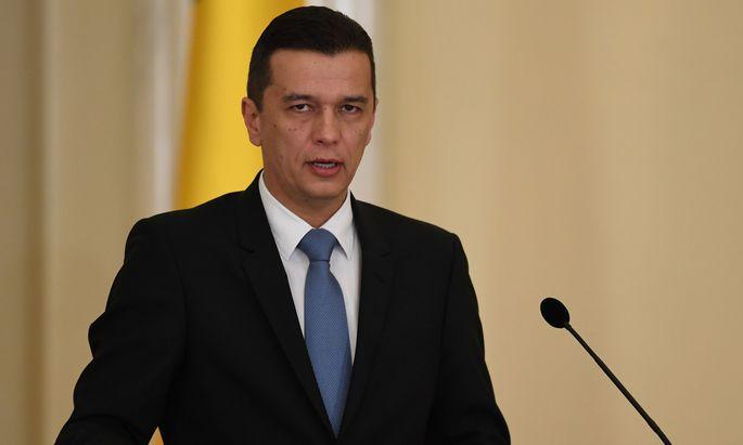 ROMANIA-POLITICS-SORIN-GRINDEANU