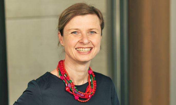 Julia Flunger-Schulz ist zurück in Krems – und leitet dort die Kunstmeile.