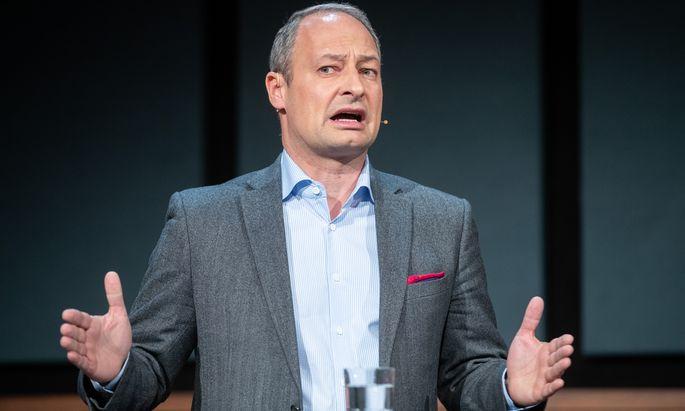 Spitzenkandidat Andreas Schieder.