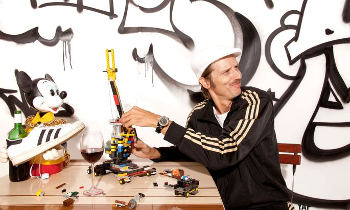 """Rapper Skero: """"Das Spannende am Hip-Hop ist, dass er viele Arten von Talent anspricht."""""""