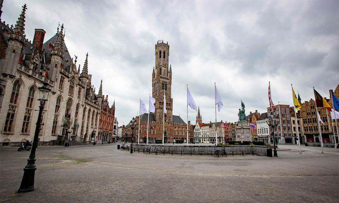 Messerattacke in Brügge: Bürgermeister am Hals verletzt