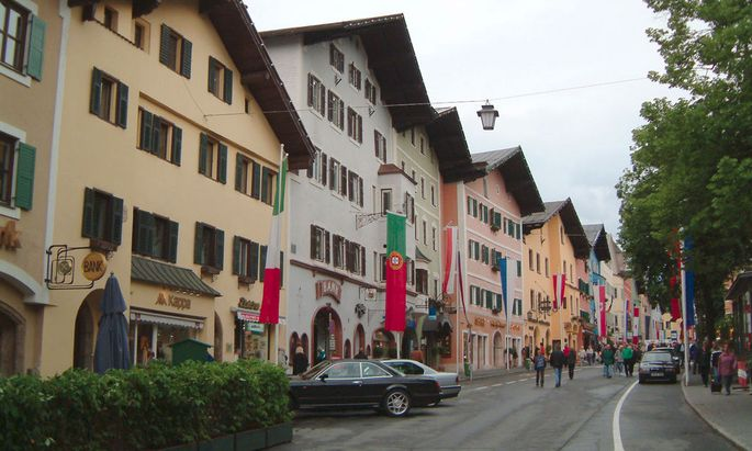 Österreich - Tirol - Kitzbühel