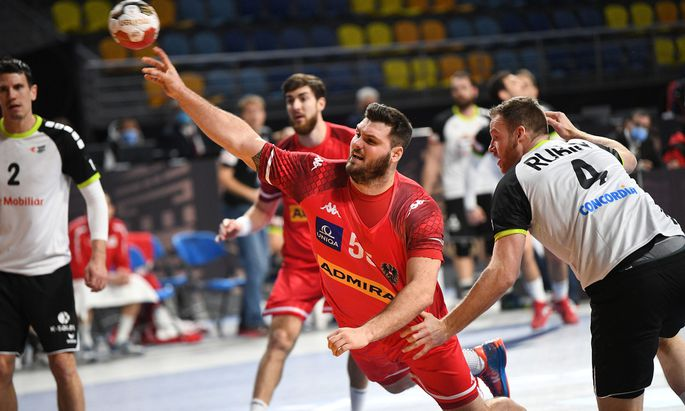 2021 IHF Handball World Championship - Preliminary Round Group E - Austria v Switzerland