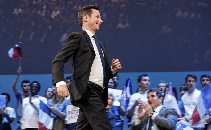 François-Xavier Bellamy will die Konservativen wiederbeleben.