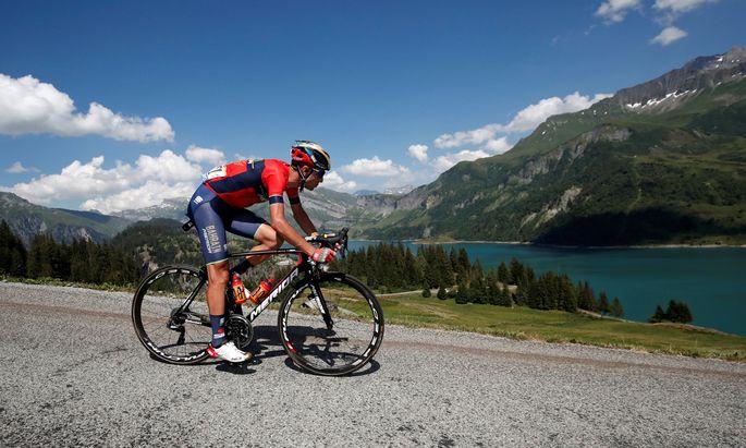 Das WM-Straßenrennen ist für Vincenzo Nibali nach der Verletzung eine Fahrt ins Ungewisse.