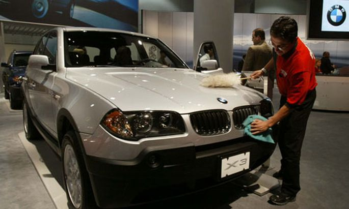 Der bei Magna Steyr in Graz gebaute BMW X3 verkauft sich in den USA nicht mehr so gut