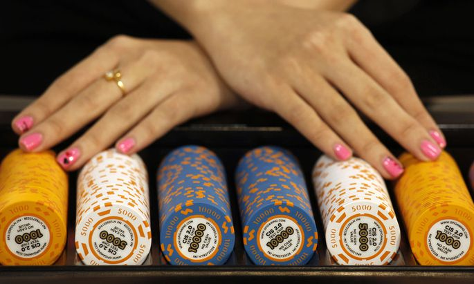 Glücksspiel in Macao