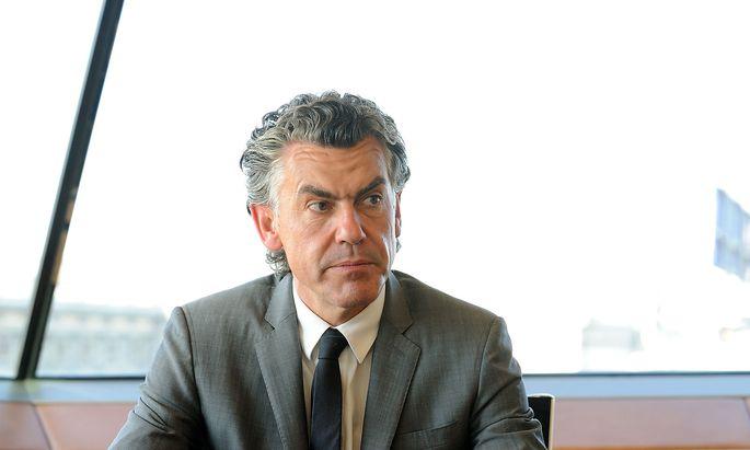 Investor Michael Tojner